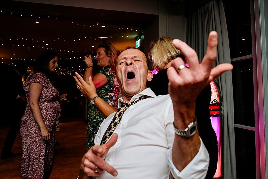 best wedding photography surrey 2019 dancing at the bingham riverhouse